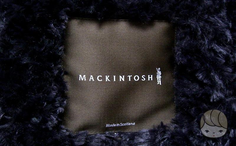 MACKINTOSH/GRANGE ブランドロゴ