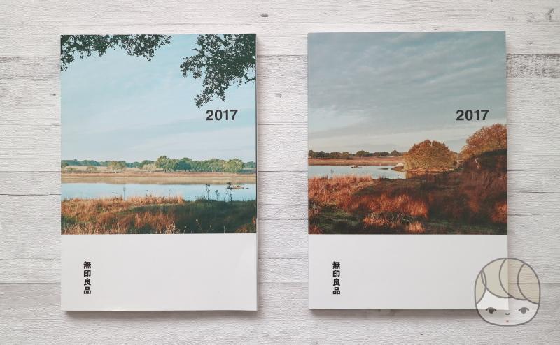 無印良品のカタログ「2017」