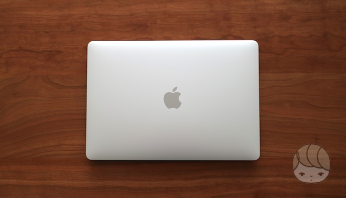 「MacBook Air 2018」本体